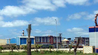 المنطقة الصناعية بمطوبس ؛ مطوبس