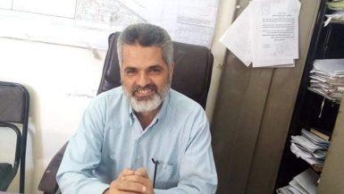 عبد الرحمن شوشان مدير منطقة مطوبس الصناعية