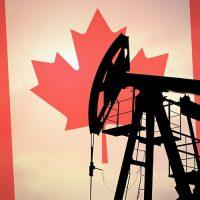 البترول فى كندا