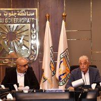 """""""المركزى للتعمير"""" ينفذ 40 مشروعاً فى """"جنوب سيناء"""" بتكلفة 1.6 مليار جنيه"""