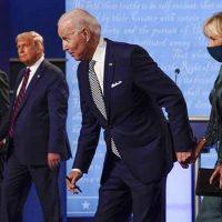 جو بايدن و دونالد ترامب