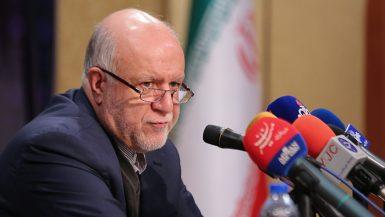 وزير النفط الإيراني بيجن زنكنة