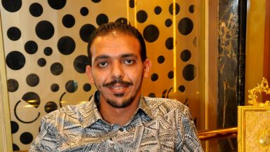 مصطفى صابر العضو المنتدب والرئيس التنفيذى لشركة مستر جولد إيجيبت