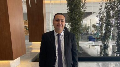رضا المنشاوى رئيس قطاع المشروعات بشركة ديارنا للتسويق العقارى
