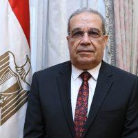 محمد أحمد مرسى وزير الإنتاج الحربى