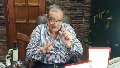مجدى عباس رئيس مجلس إدارة شركة ديموند سنتر