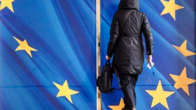 الشركات الأيرلندية ؛ بريطانيا ؛ الاتحاد الأوروبى