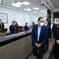 رئيس مجلس الوزراء ؛ بورسعيد