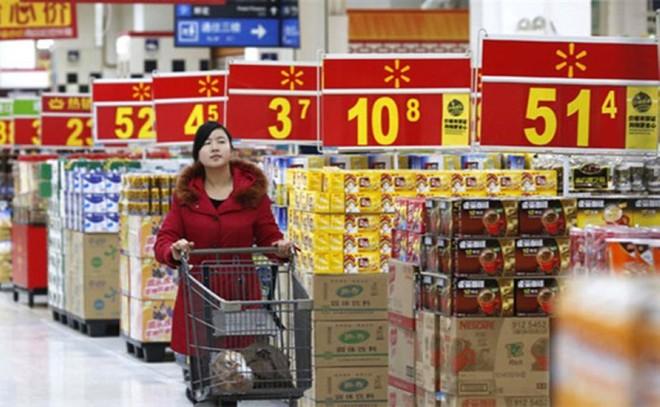 مبيعات التجزئة في الصين