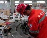 الانتاج الصناعي الصيني
