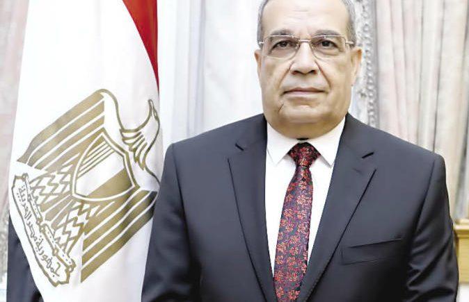 محمد احمد مرسي وزير الانتاج الحربي