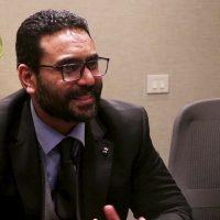 أسامة محمود مدير تسويق شركة أوتو جروب القصراوى