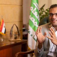 محسن سرحان الرئيس التنفيذى ل بنك الطعام