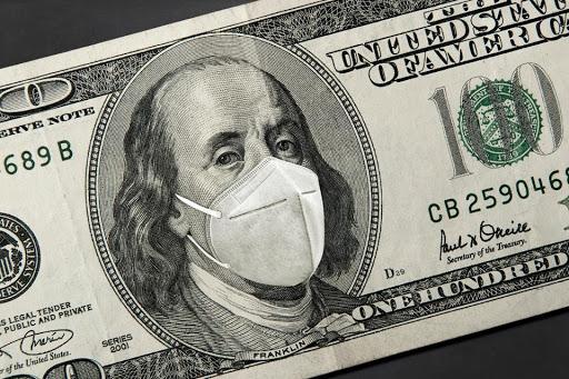الدولار ؛ كوفيد-19 ؛ فيروس كورونا ؛ الاقتصاد الأمريكى
