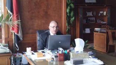 وزير الموارد المائية والري الدكتور محمد عبد العاطي