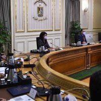 مجلس الوزراء ؛ الحكومة ؛ السكان