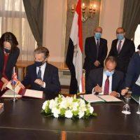 إتفاقية المشاركة المصرية البريطانية