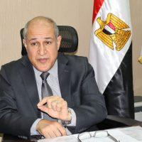 عمرو إسماعيل رئيس مجلس إدارة الهيئة العامة للموانئ البرية والجافة