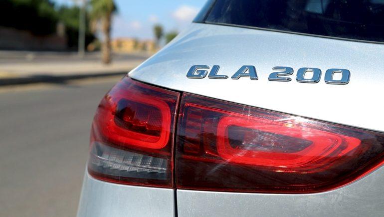 مرسيدس 200 GLA