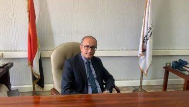 احمد مغاورى رئيس جهاز التمثيل التجاري