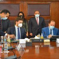 """الحكومة توقع عقد استشارات مشروع مصرف """"كيتشنر"""" مع """"ليبان كونسلت"""""""