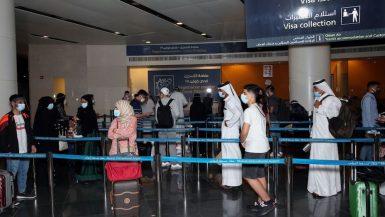 سلطنة عمان تعلق الدخول والخروج منها لمدة أسبوع
