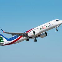 طيران الشرق الأوسط اللبنانية