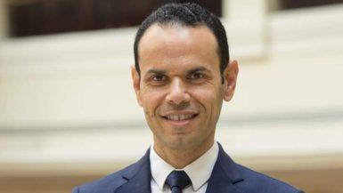 محمد هانى العسال ، الرئيس التنفيذى المشترك لشركة مصر إيطاليا العقارية