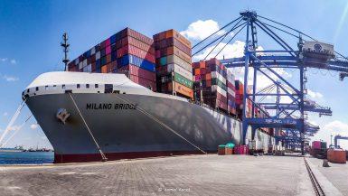 ميناء دمياط ؛ النقل البحرى ؛ الموانئ