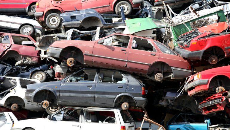 تخريد السيارات