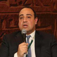 أحمد شمس رئيس قطاع البحوث بالمجموعة المالية هيرميس