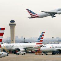 شركات الطيران الأمريكية