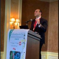إسلام النقيب، أستاذ إدارة اللوجستيات وسلاسل الإمداد بالأكاديمية العربية للعلوم والتكنولوجيا