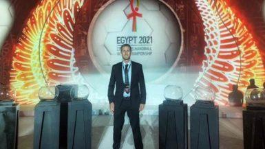 حسين زقزوق مدير التسويق لبطولة العالم لكرة اليد