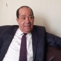 محمد الزينى رئيس الغرفة التجارية بدمياط