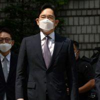 لي جاي يونغ نائب رئيس مجلس سامسونج إلكترونيكس
