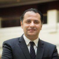 محمود بخيت الرئيس التنفيذى لشركة إم بى إم للتسويق العقارى