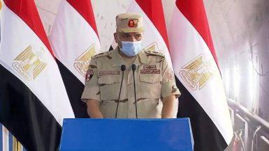 الهيئة الهندسية للقوات المسلحة اللواء أركان حرب إيهاب الفار