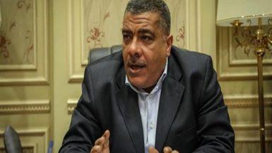 معتز محمود، رئيس لجنة الصناعة بمجلس النواب