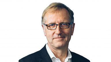 جون جابير كاتب مقالات رأي لدى صحيفة فاينانشال تايمز
