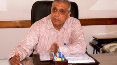 اللواء محمد شرف رئيس الجهاز التنفيذى لسوق العبور