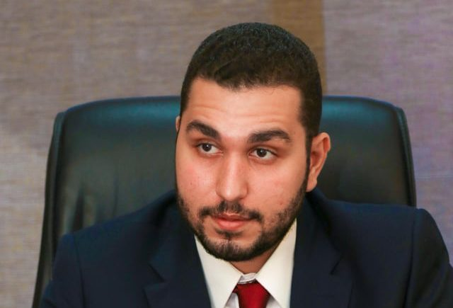 محمود عمر عضو مجلس إدارة شركة المنارة للاستثمار السياحى والعقارى