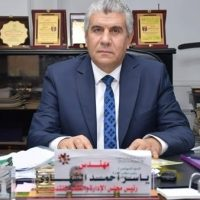ياسر الشهاوى رئيس شركة مياه الشرب والصرف الصحى بالمنيا