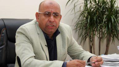 المهندس محمد عبدالمقصود رئيس جهاز العاصمة الإدارية الجديدة