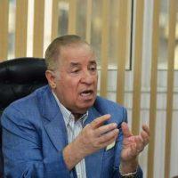 محرم هلال رئيس الاتحاد المصرى لجمعيات المستثمرين