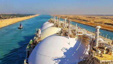 ARGUS العالمية: قناة السويس الخيار الأول لناقلات الغاز الطبيعى المُسال الأمريكى إلى الشرق الأقصى خلال يناير 2021