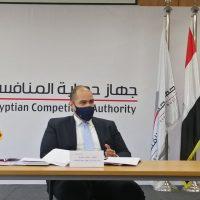 محمود ممتاز رئيس جهاز حماية المنافسة ومنع الممارسات الاحتكارية