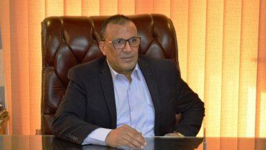 محمد البستانى، رئيس جمعية مطورى القاهرة الجديدة،