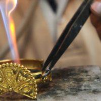 الذهب ؛ صناعة الذهب