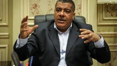معتز محمود رئيس لجنة الصناعة فى مجلس النواب